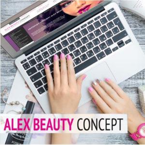 Alex Beanty Conzept
